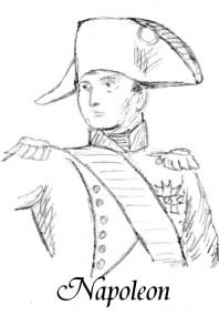 napoleon-bonaparte-sketch