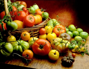 heirloomveggies