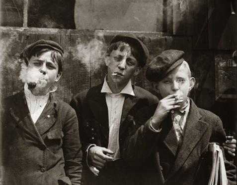 Child laborers Lewis Hine (1)