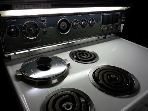 Deep well cooker