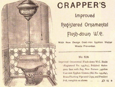 Toilet-Crapper
